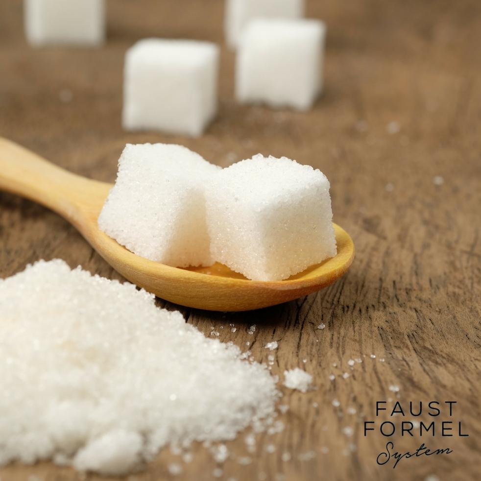 Was macht Zucker im Körper