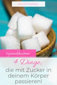 was passiert mit Zucker im Körper