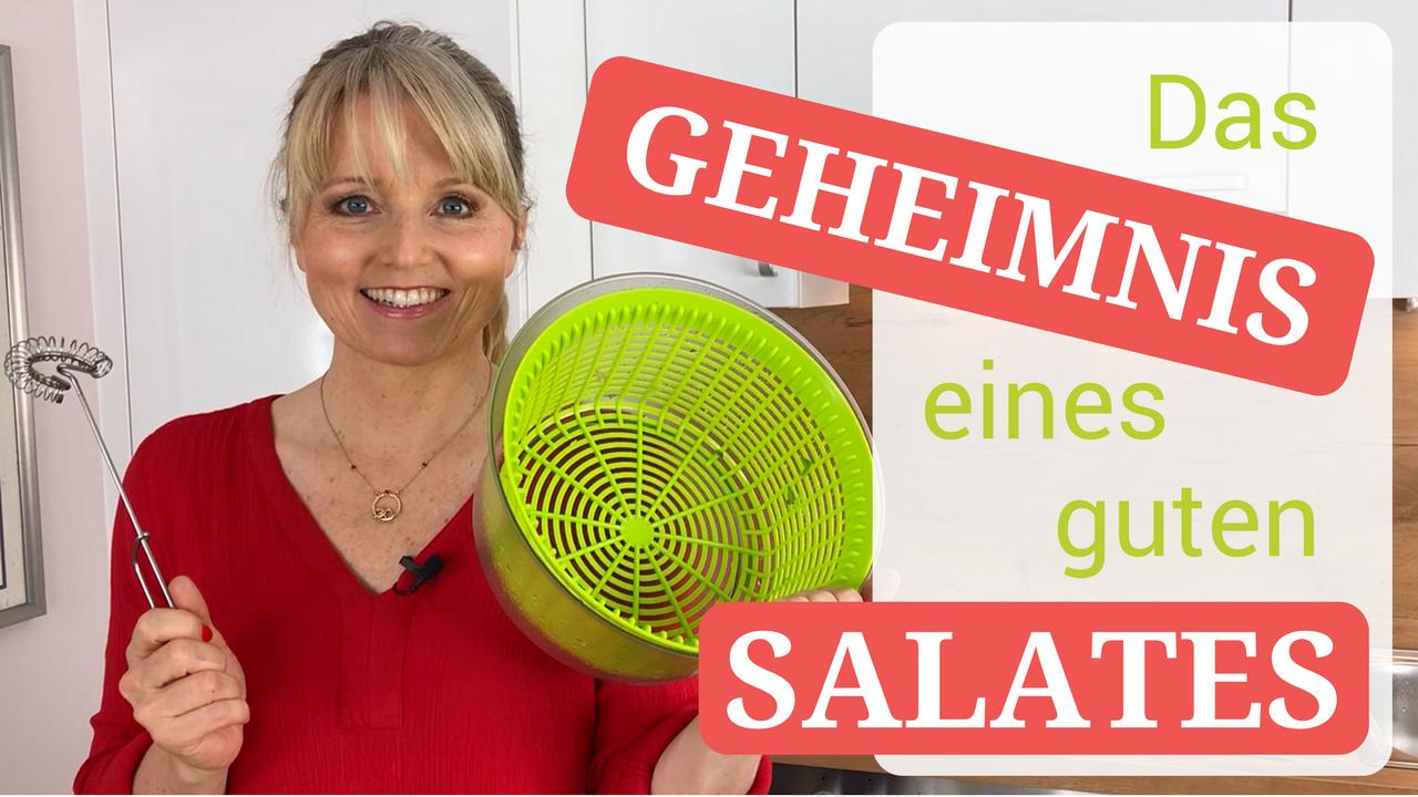 Video: Das Geheimnis eines guten Salates