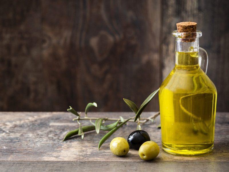 Darf man mit Olivenöl braten?