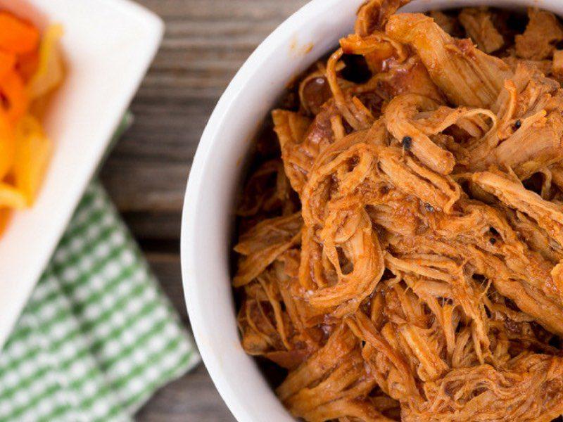 Rezept für Pulled Pork aus dem Slow Cooker